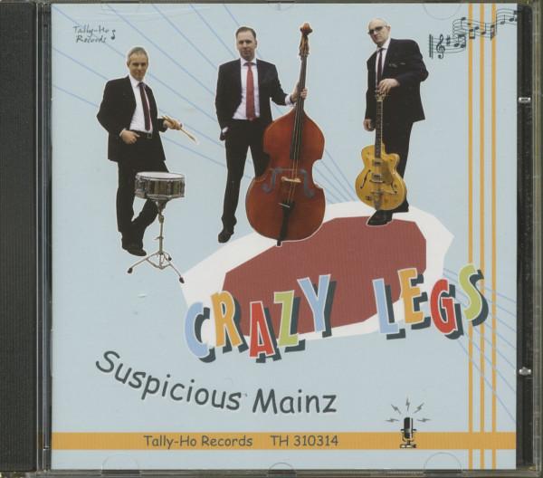 Suspicious Mainz (CD)