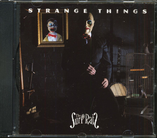 Strange Things (CD)