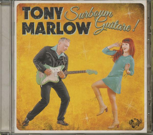 Surboum Guitare (CD)