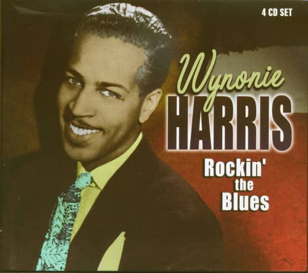 Rockin' The Blues (4-CD Box)