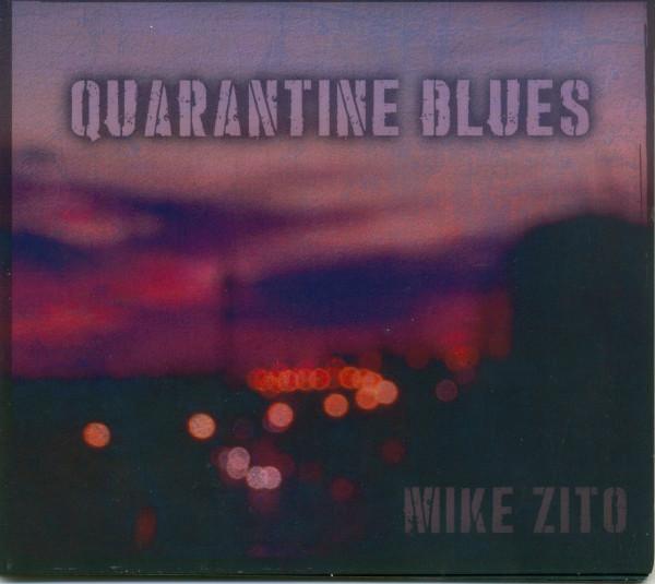 Quarantine Blues (CD)