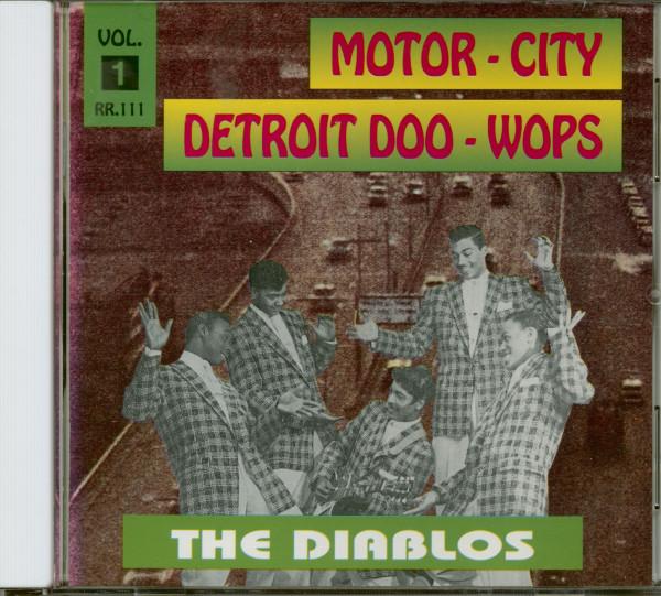 Motor City Doo-Wops