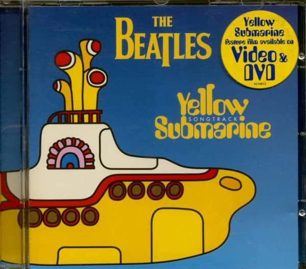Yellow Submarine Songtrack (CD)