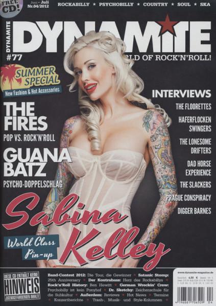 Nr.77 (2012-4) - Magazin & CD