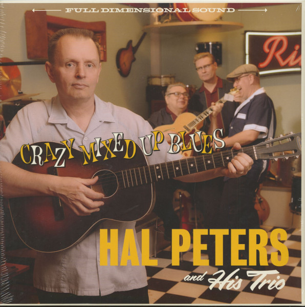 Crazy Mixed Up Blues (LP)