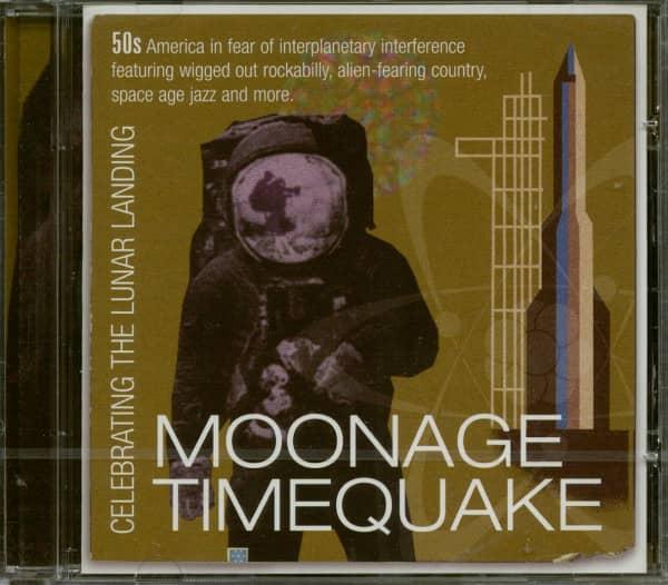 Moonage Timequake (CD)