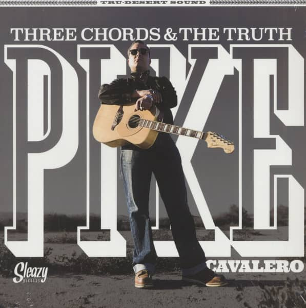 Three Chords & The Truth (LP)