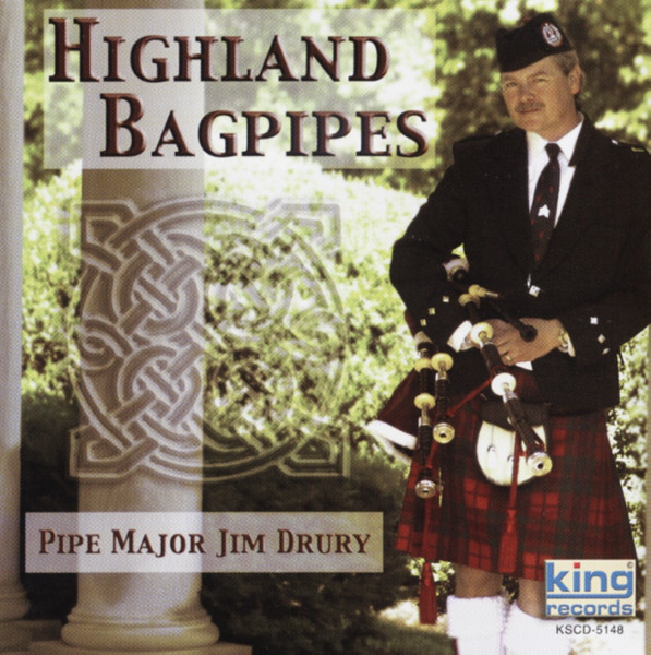 Pipe Major Jim Drury & Tennessee Scots Pipe