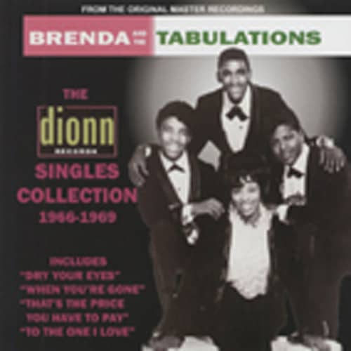 The Dionn Singles Collection 1966-69