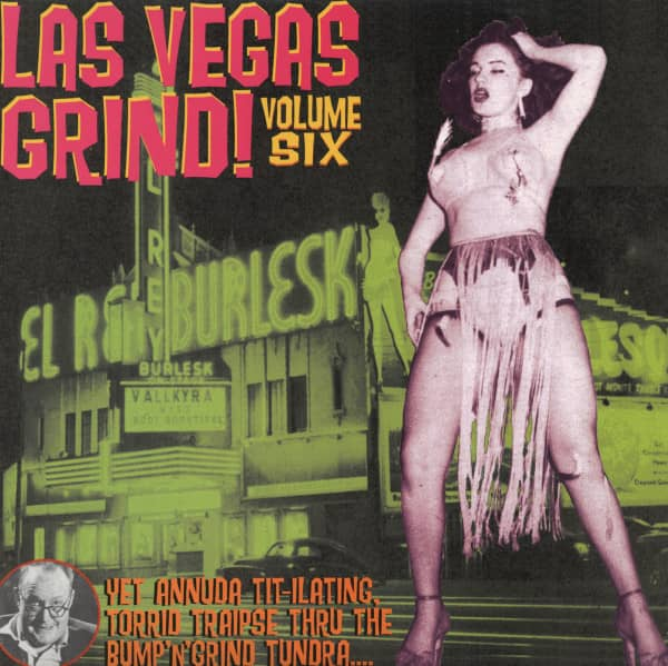 Vol.6 (LP) Las Vegas Grind