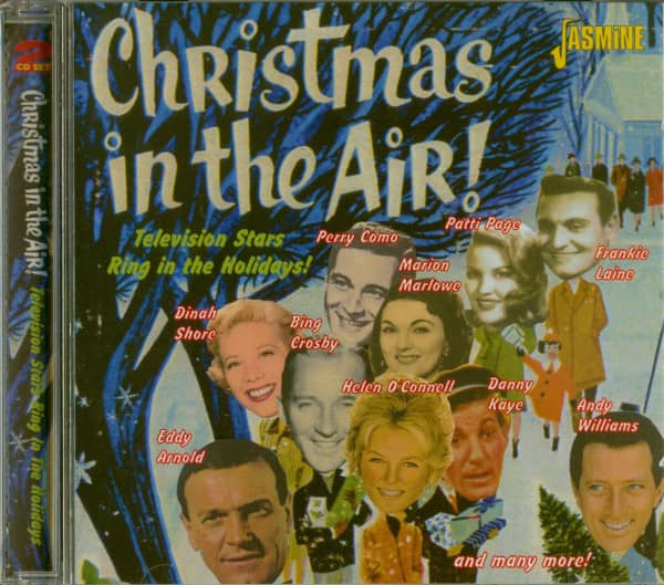Christmas In The Air.Various Christmas In The Air Television Stars Ring In The Holidays