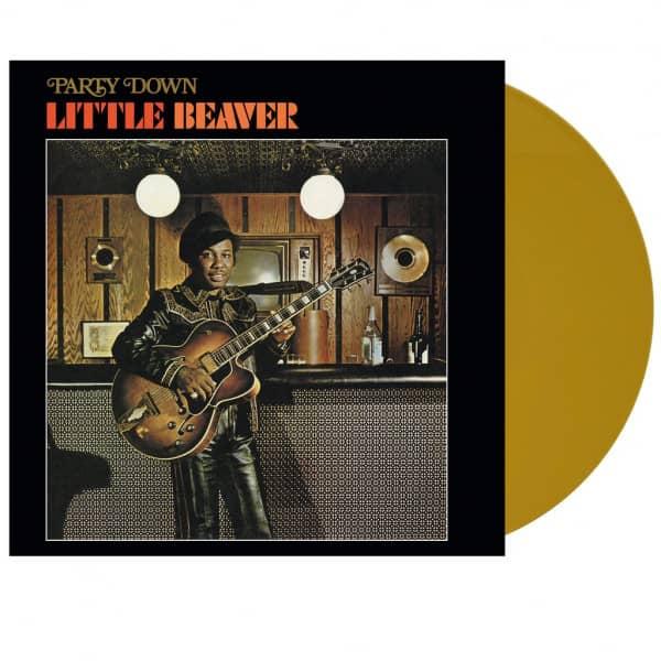Party Down (LP, Gold Vinyl, Ltd.)
