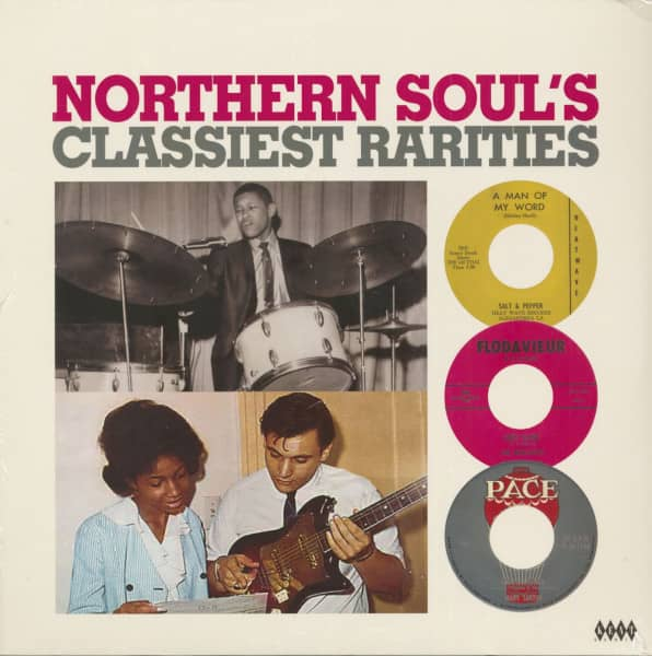 Northern Soul's Classiest Rarities (LP)