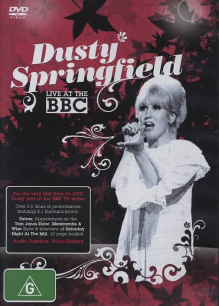 Live At The BBC 1966-67