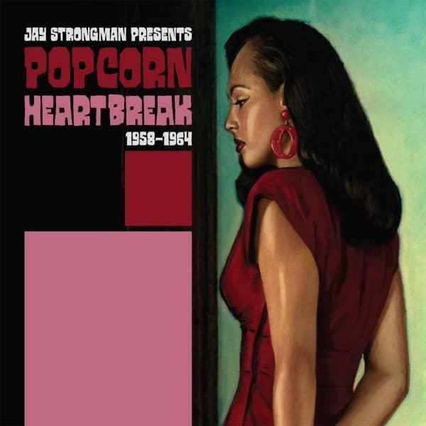 Popcorn Heartbreak 1958-1964 (2-LP)