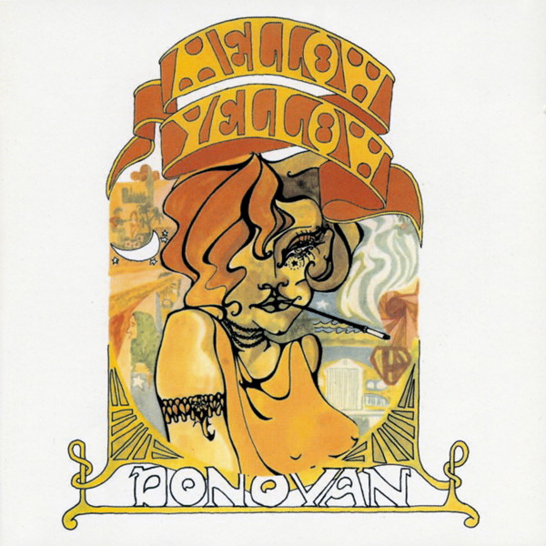 Mellow Yellow (CD)