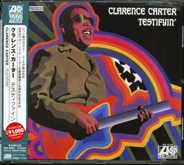 Testifyin' (CD, Japan)