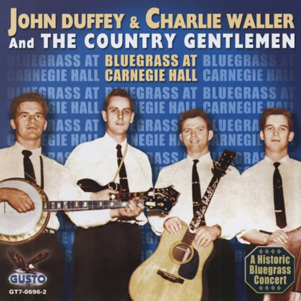 Bluegrass At Carnegie Hall 1961