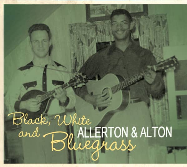 Black, White And Bluegrass (CD)