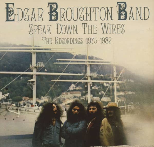 Speak Down The Wires - The Recordings 1975 - 1982 (4-CD)