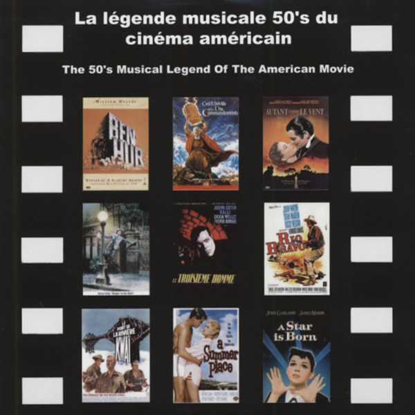 La Legende Musicale 50's Du Cinema Americain