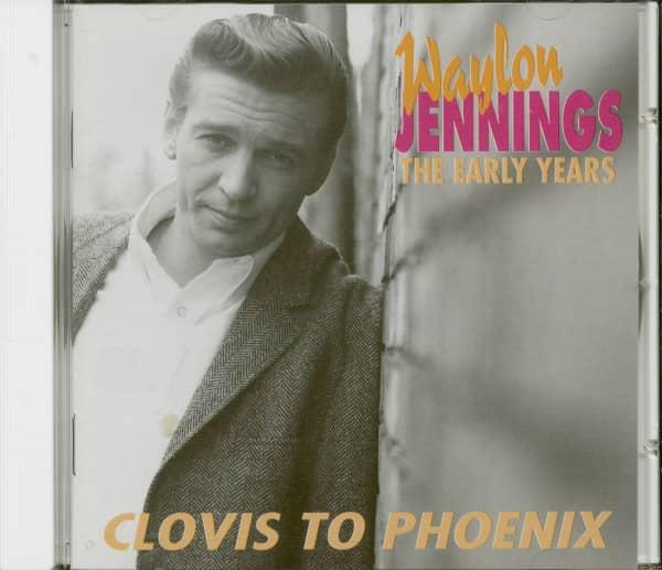 Clovis To Phoenix - The Early Years (CD)
