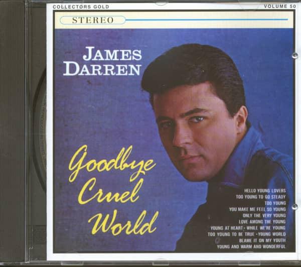 Goodbye Cruel World (CD)
