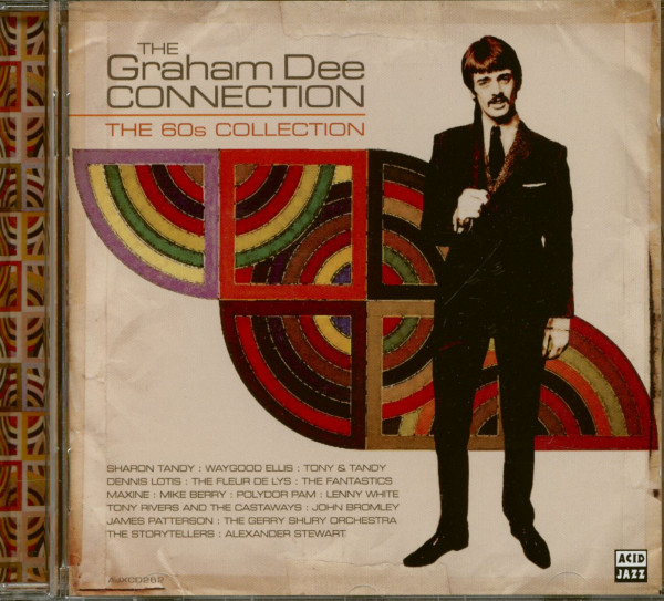 The Graham Connection - The 60s Collection (CD)