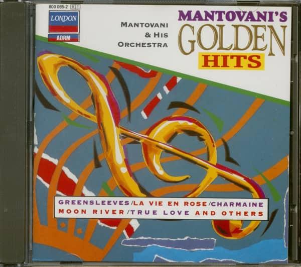 Mantovani's Golden Hits (CD)