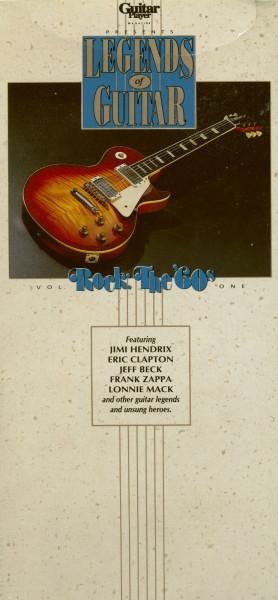 Legends Of Guitar - Rock The '60s Vol.1 (CD)