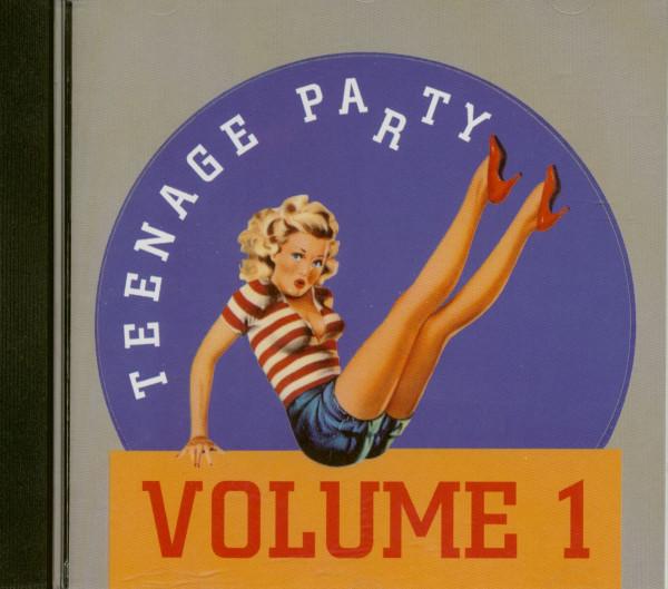 Teenage Party Vol.1 (CD)