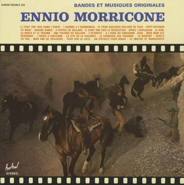 Bandes Et Musiques Originales (2-LP)