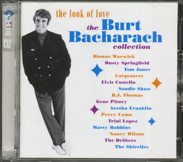 The Look Of Love - The Burt Bacharach Collection (2-CD)