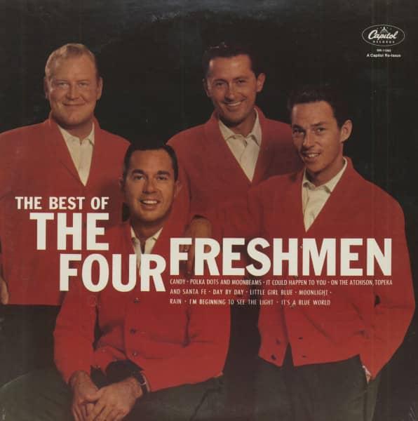 The Best Of The Four Freshmen (LP)