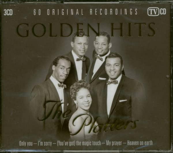 60 Original Recordings - Golden Hits (3-CD)