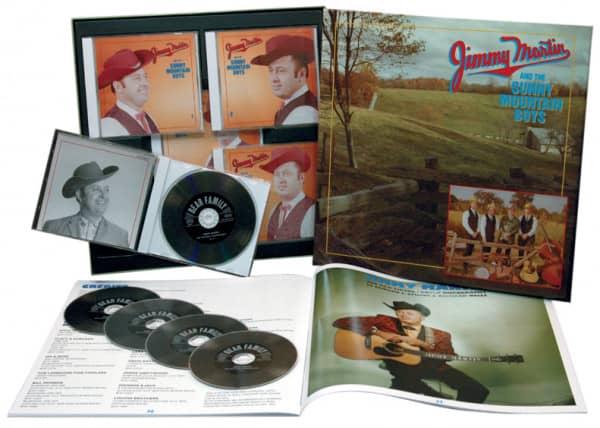 & The Sunny Mountain Boys (5-CD)