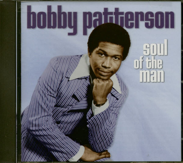 Soul Of The Man (CD)
