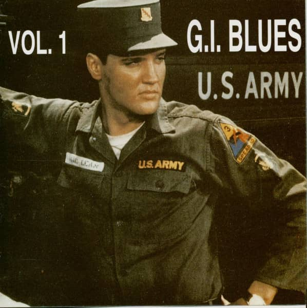 The Complete G.I. Blues Sessions Vol.1 (CD)