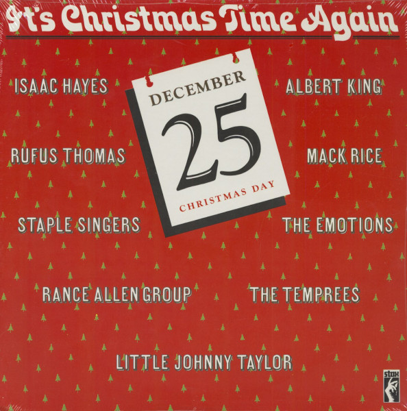 It's Christmas Time Again - Stax Soul Christmas (LP)