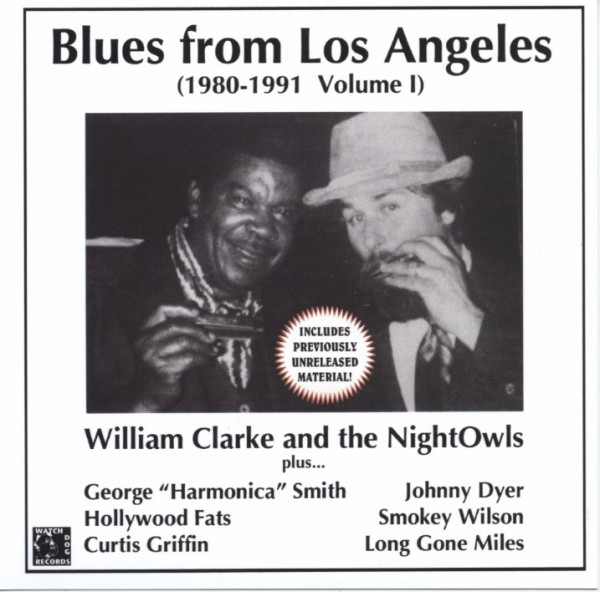 Blues From Los Angeles Vol.1