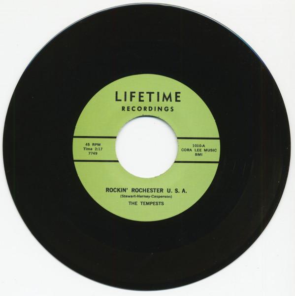 Rockin' Rochester U.S.A. - Lemon Lime (7inch, 45rpm)