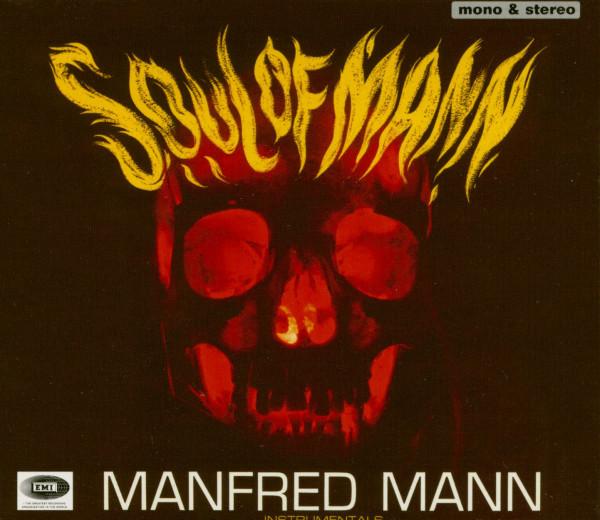 Soul Of Man - Mono & Stereo