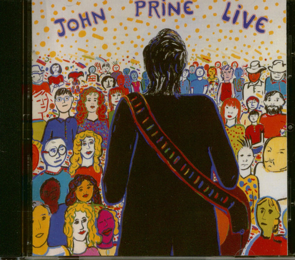 John Prine Live (CD)