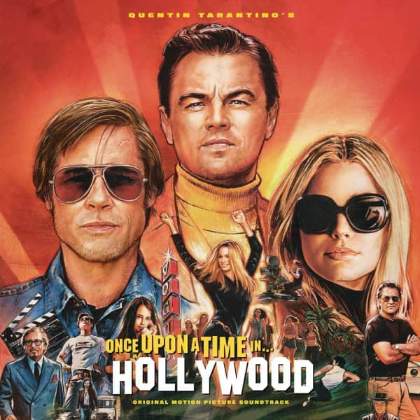Once Upon A Time In Hollywood - Original Motion Picture Soundtrack (2-LP, Limited Edition)