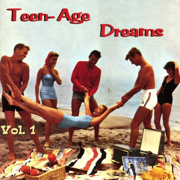 Dvd Teen Dreams Vol 88