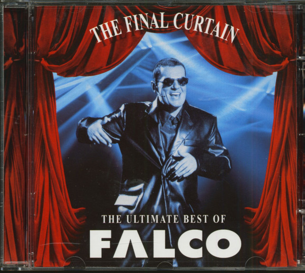 The Final Curtain - The Ultimate Best Of Falco (CD)
