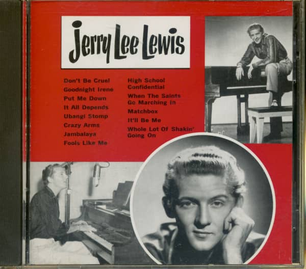 Jerry Lee Lewis (CD)