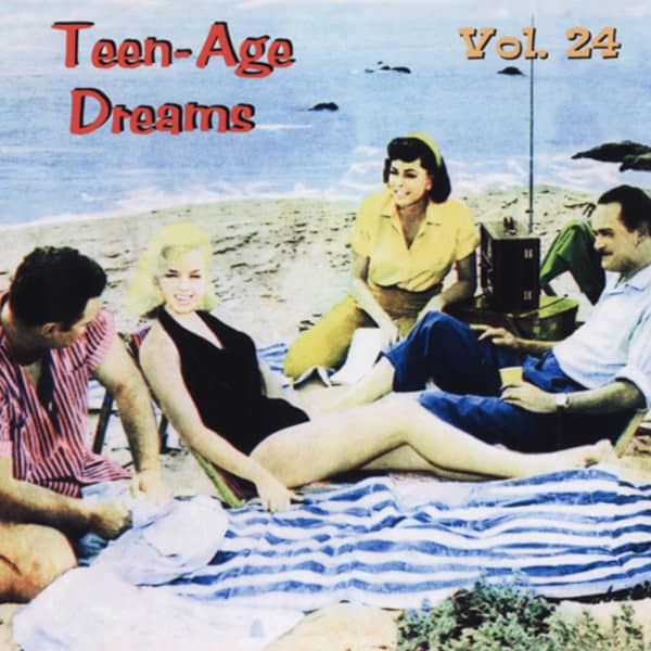 Vol.24, Teen-Age Dreams