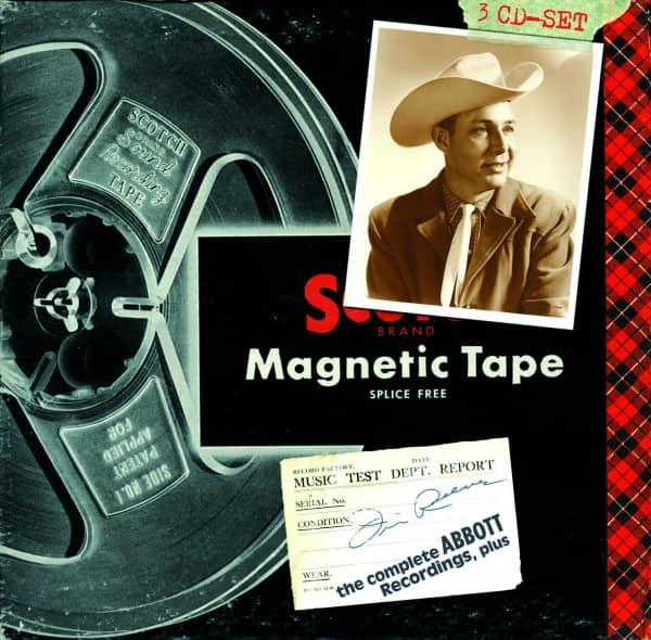 The Complete Abbott Recordings, plus (3-CD)
