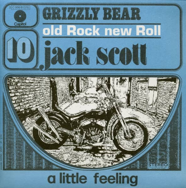 Grizzly Bear - A Little Feeling (7inch, 45rpm, PS)